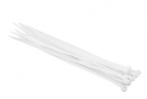 Kabelsluitingen 150x3,6 mm/ Ty rap transparant.
